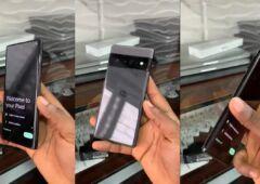 Pixel 6 Pro prise en main