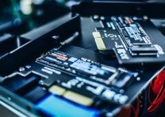SSD Unsplash