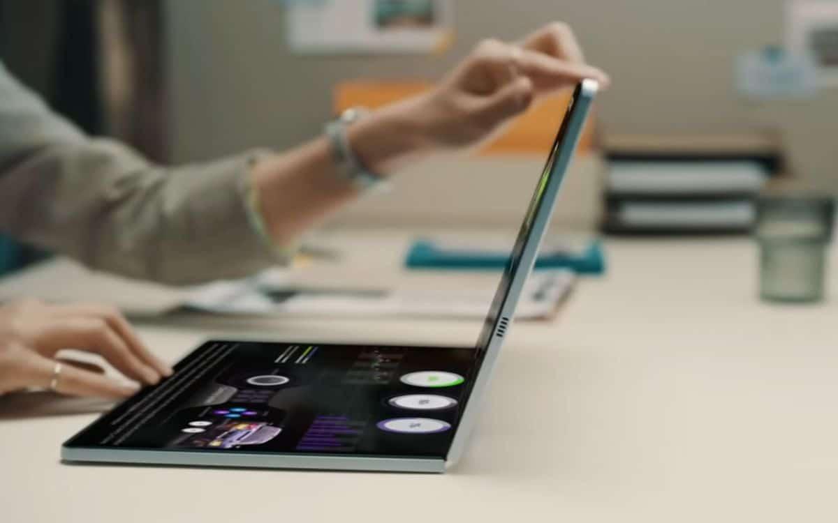 Samsung Fold Book