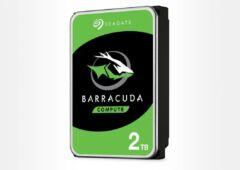 Seagate BarraCuda 2To