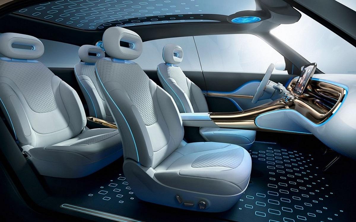 Smart Concept #1 intérieur