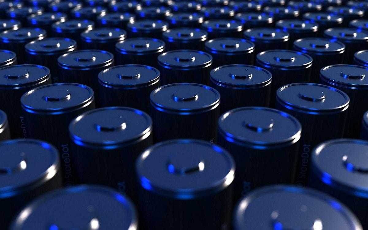 StoreDot batteries 4680