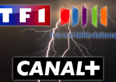 TF1 France Televisions Canal Plus