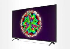 TV LG Nano Cell 55NANO803NA