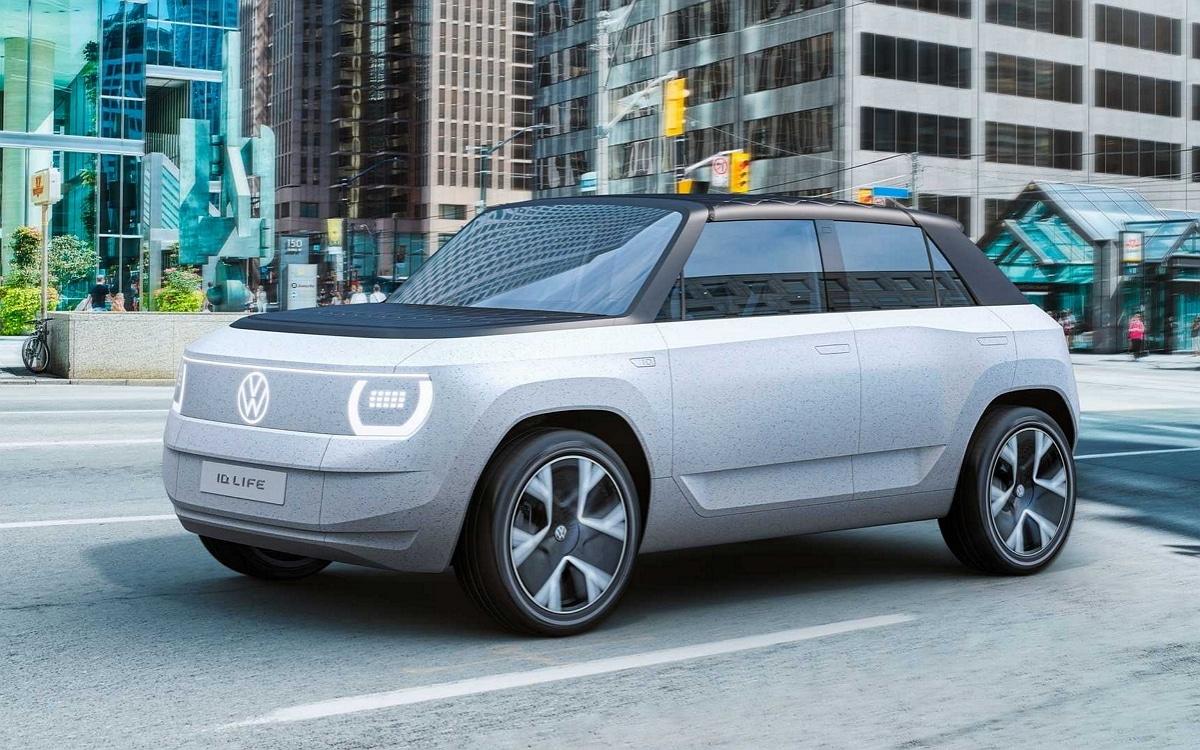 Volkswagen ID.Life extérieur