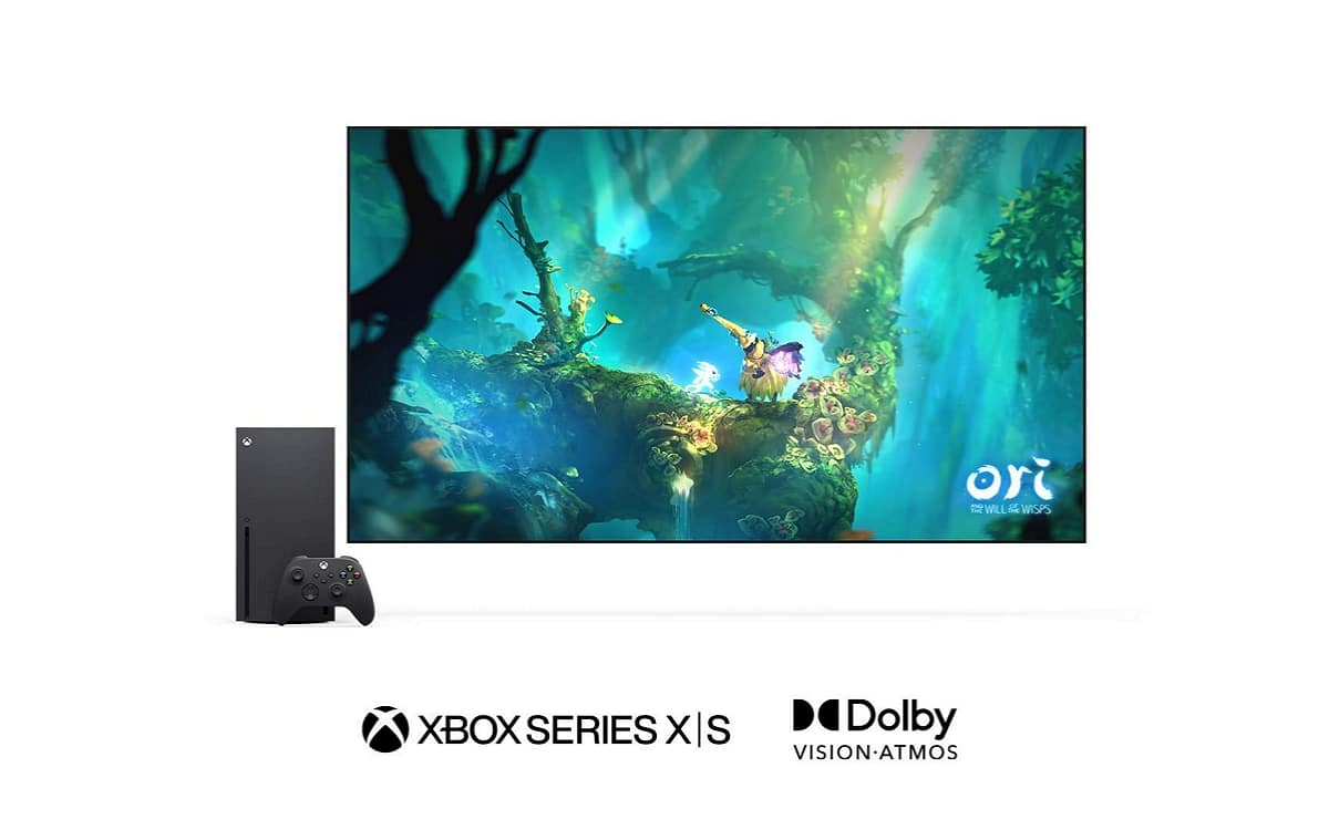 Xbox Series X et S Dolby Vision