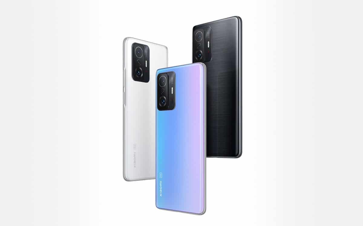 Xiaomi 11T 11T Pro