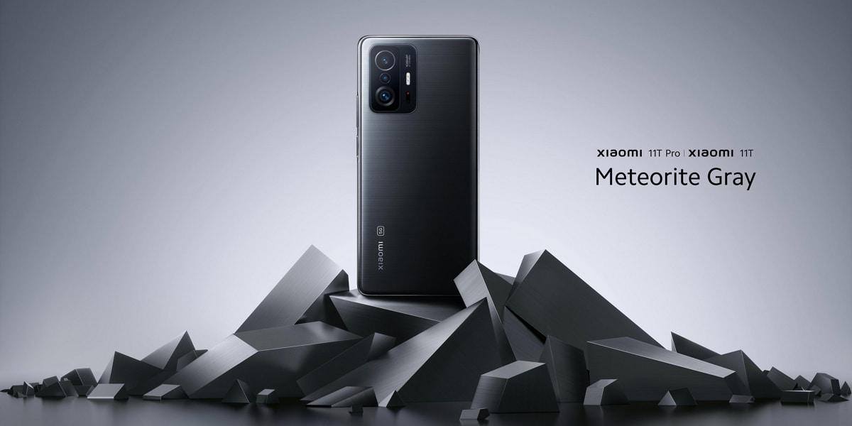 Xiaomi 11T Meteorite Gray