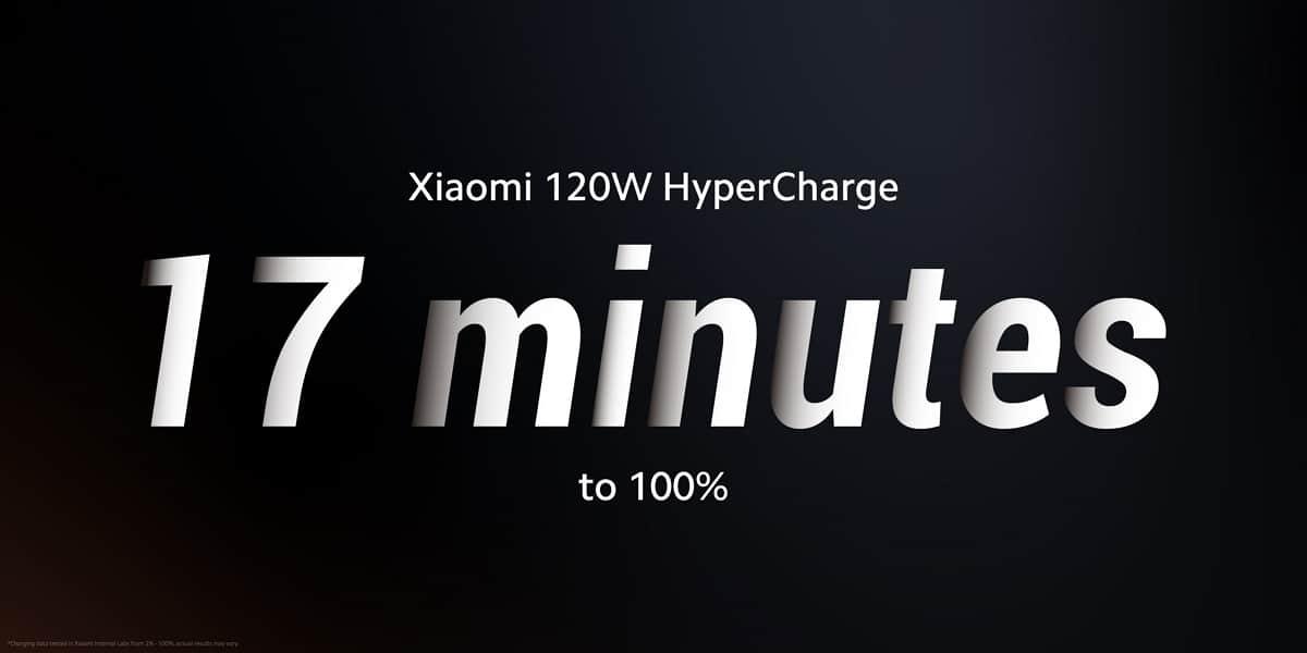 Xiaomi 11T Pro 17 minutes