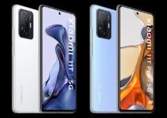 Xiaomi 11T et 11T Pro
