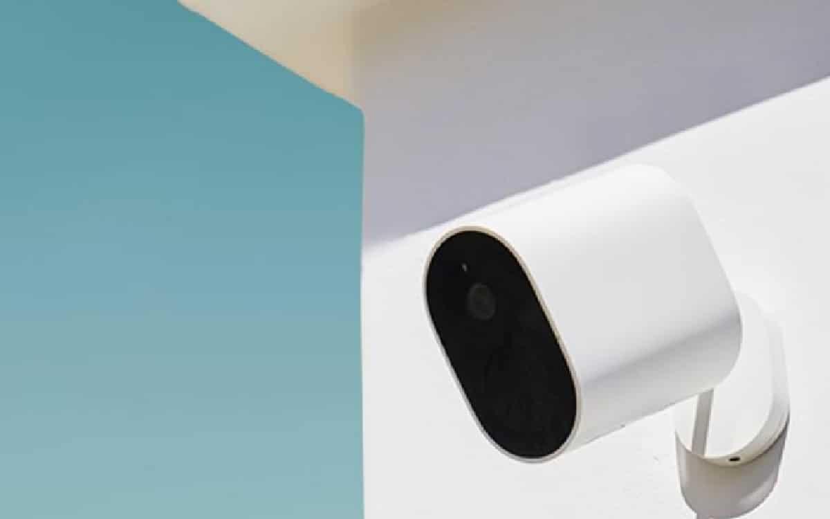 Xiaomi Mi Wireless Outdoor Security Camera 1080p Set