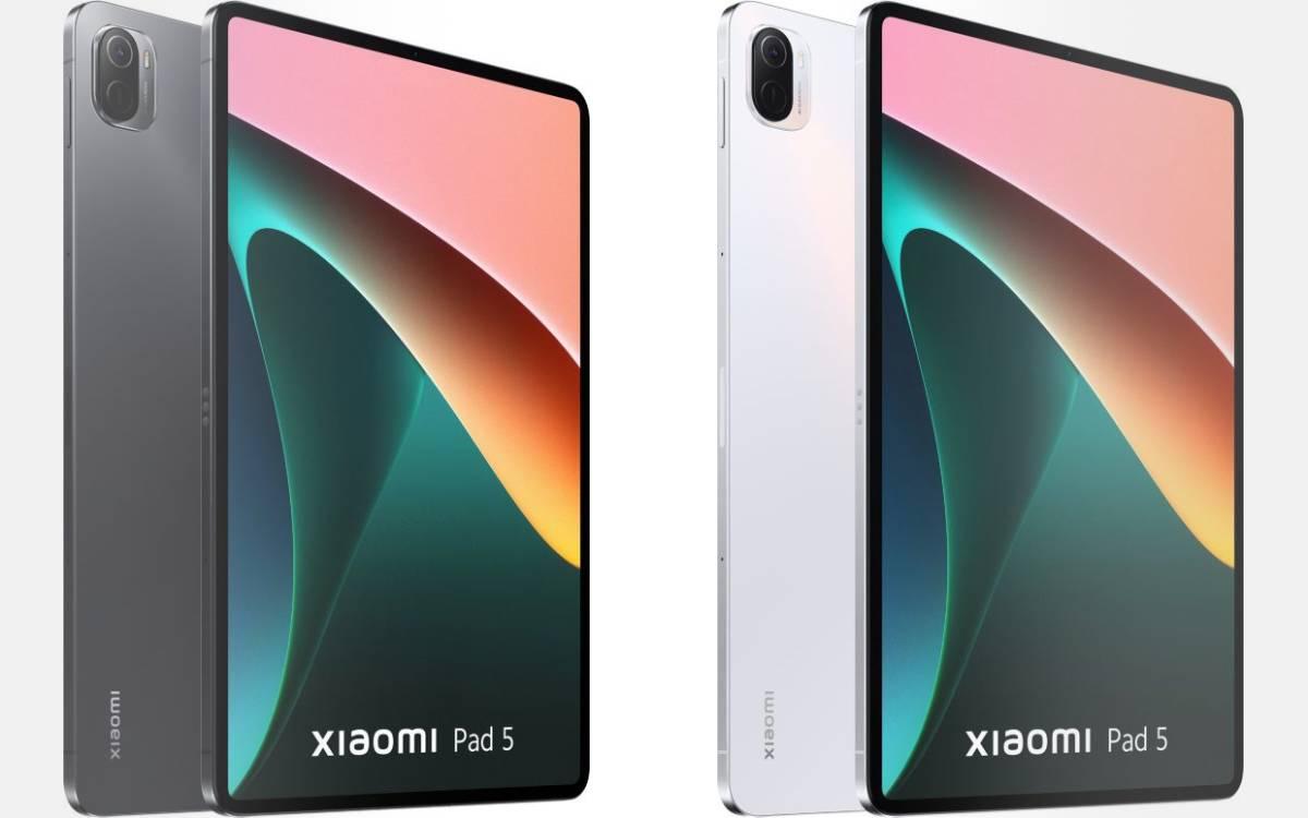 Xiaomi Pad 5 en promotion