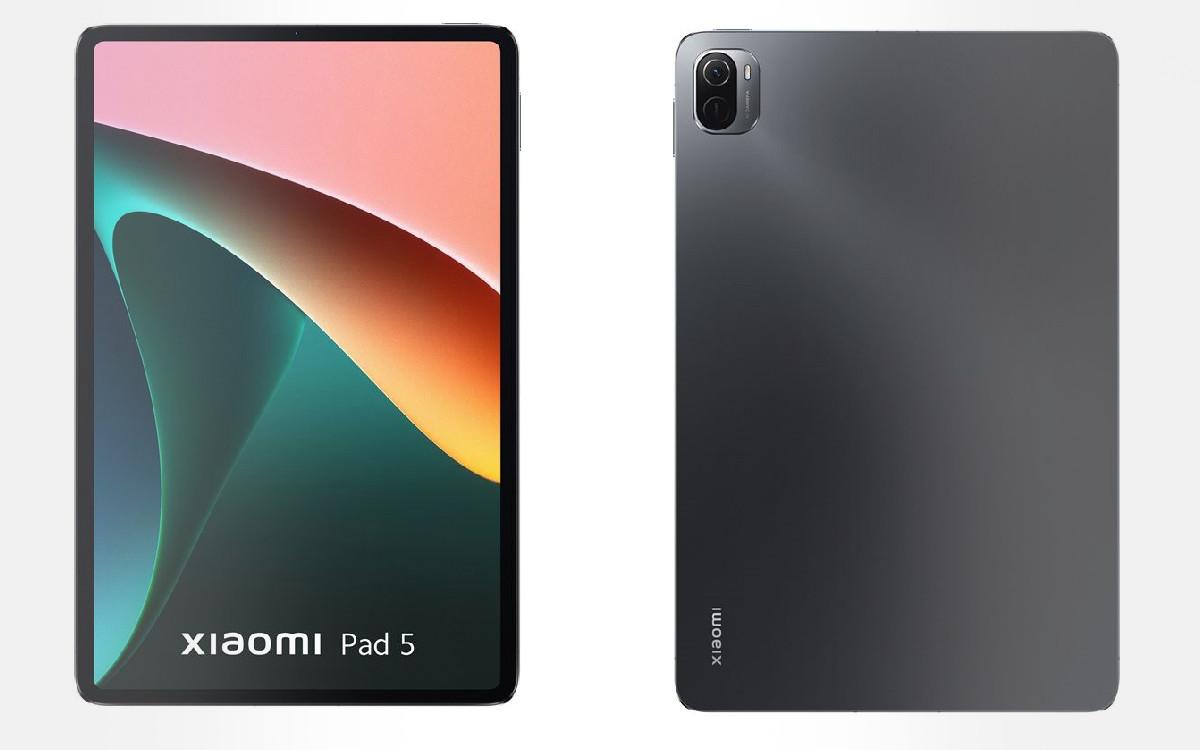Xiaomi Pad 5 comparatif meilleur prix