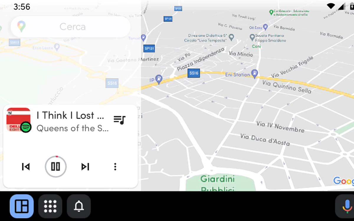 android auto beta