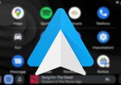 android auto nouveautes beta
