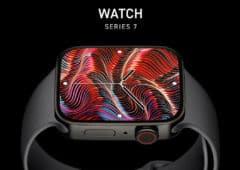 apple watch series 7 stocks limités