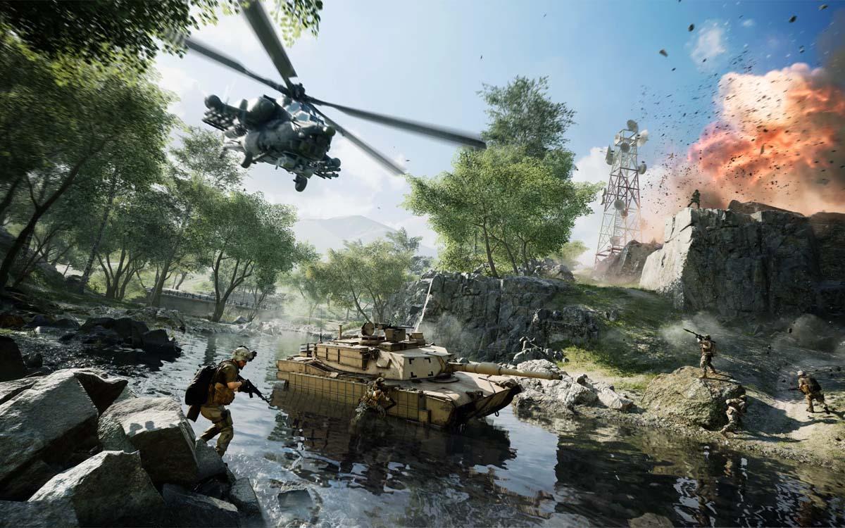 battlefield 2042 poids xbox