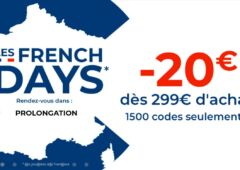 code promo French Days Cdiscount