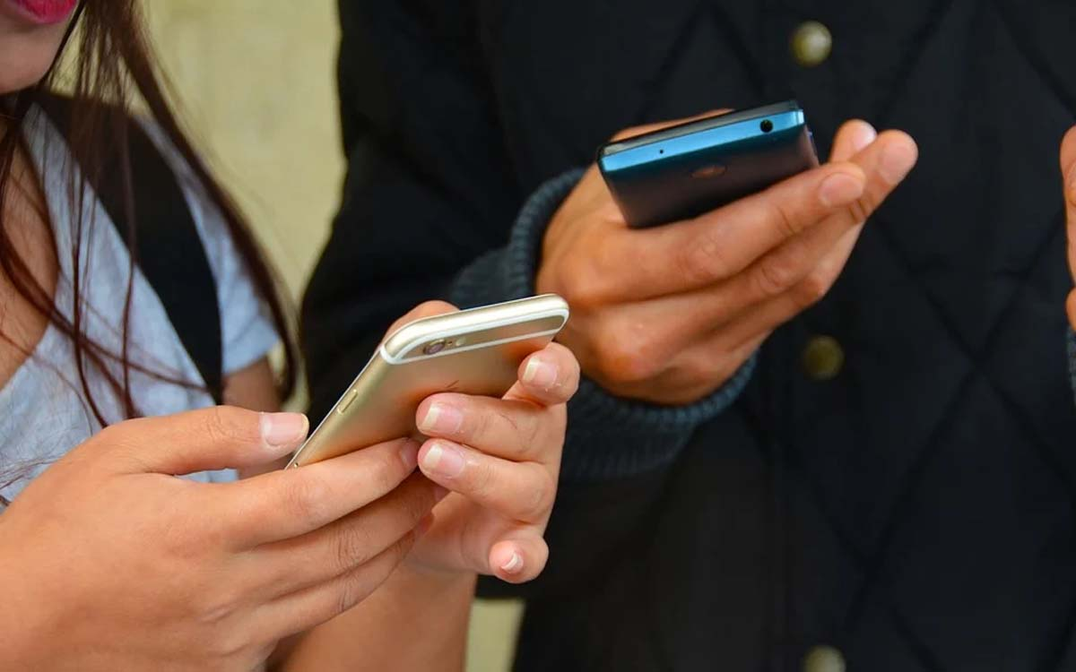 controle das smartphone 5g