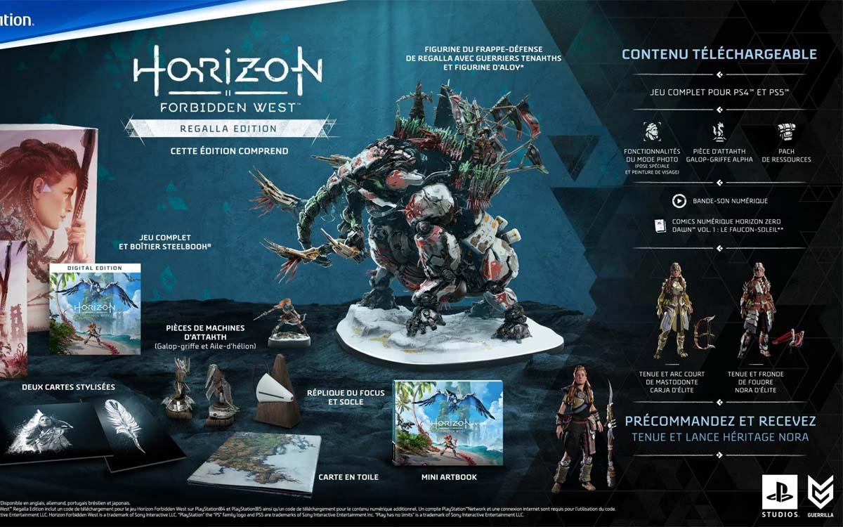 horizon collector