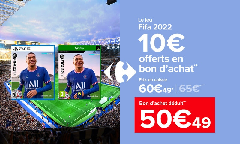 fifa 2022 carrefour