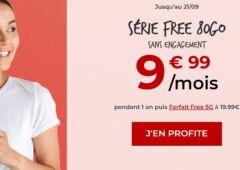 forfait mobile Free 80 Go