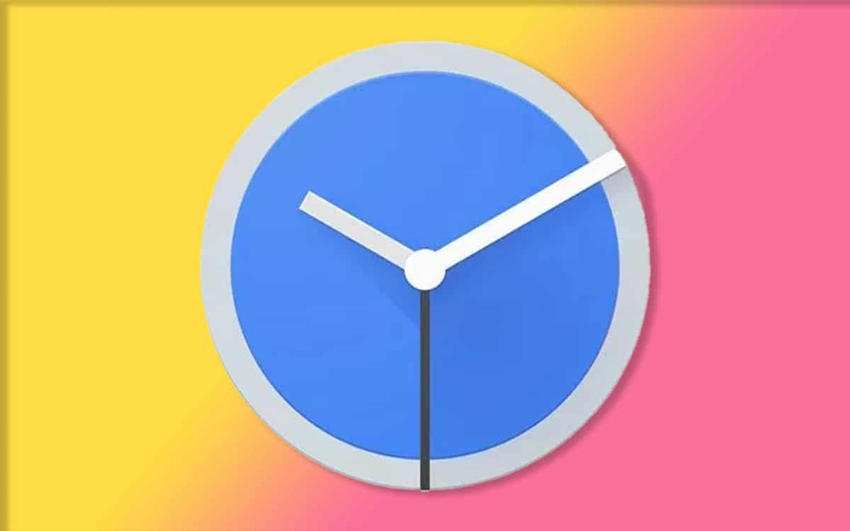 google horloge bug
