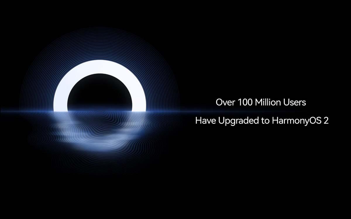 harmonyos 100 millions d'utilisateurs
