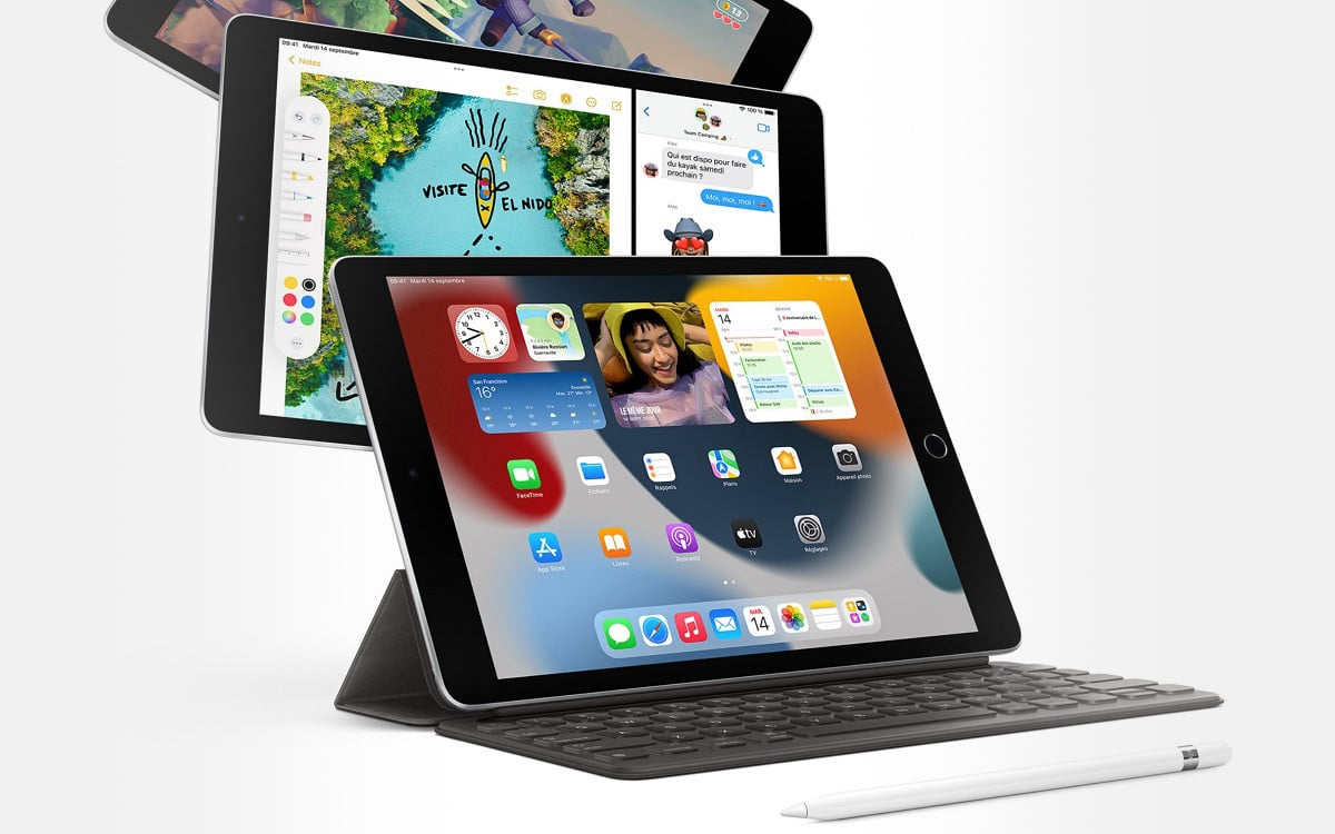 iPad 2021 meilleur prix