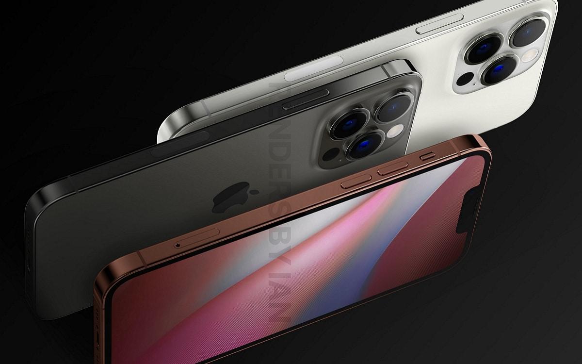 iPhone 13 Pro RendersByIan