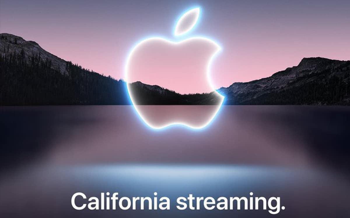 Keynote Apple live 2021