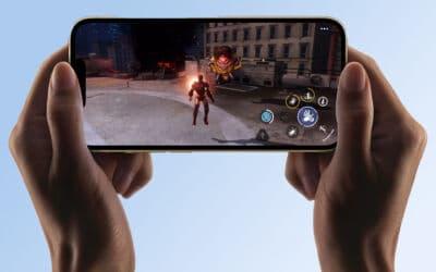 iPhone 13 pro 120 hz Samsung moque Apple