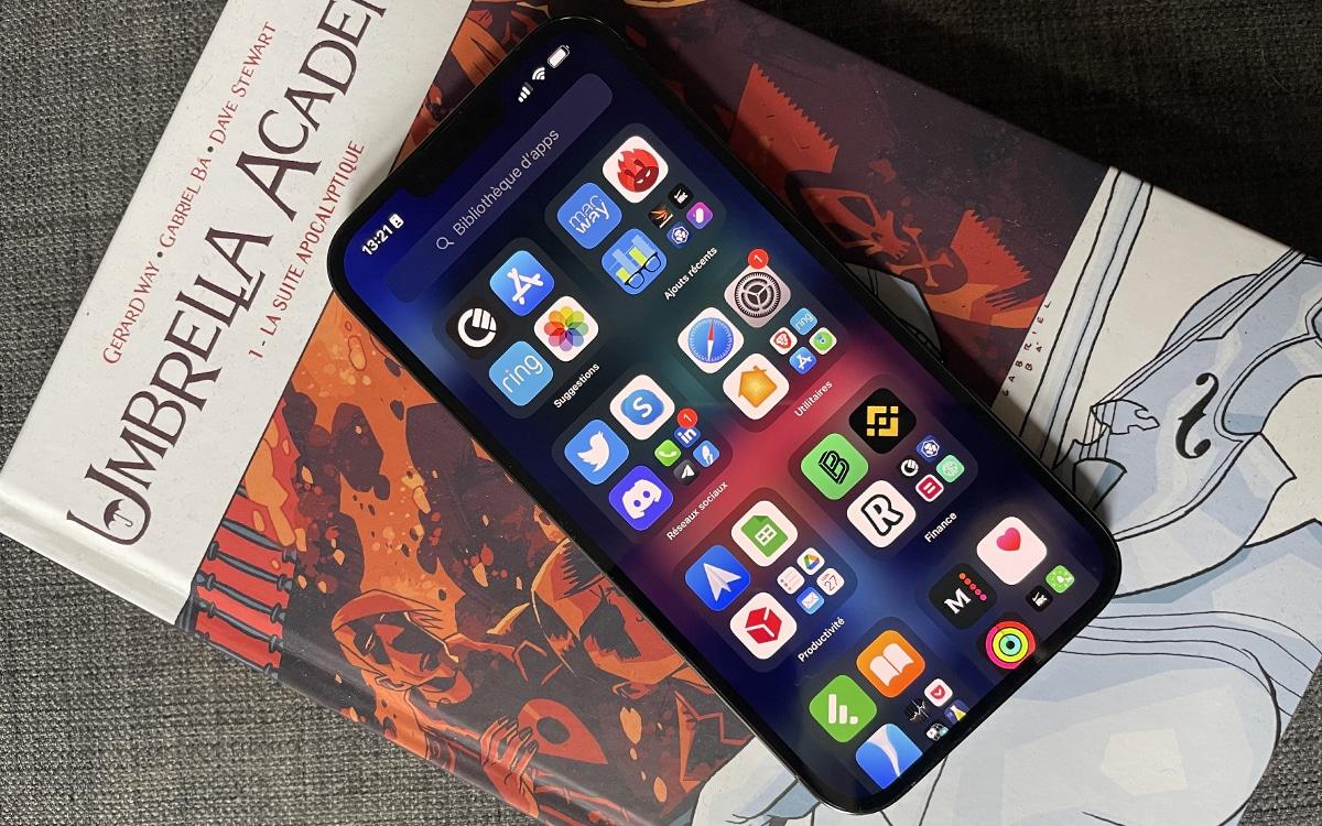 iPhone 13 pro max 120Hz