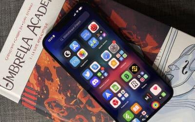 iPhone 13 pro max écran