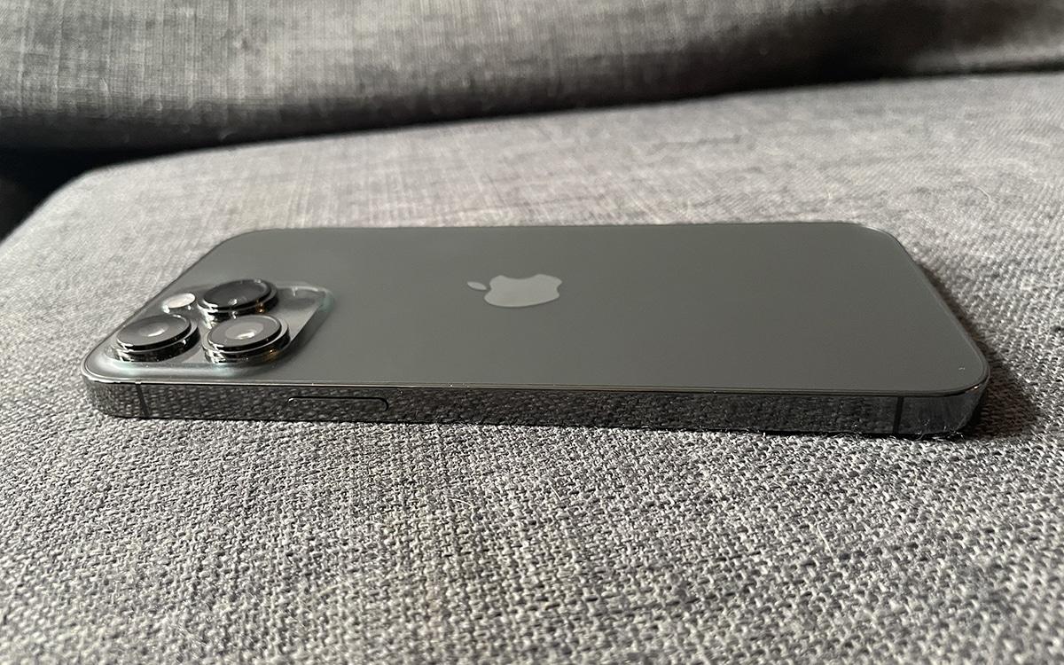 iPhone 13 pro max verre