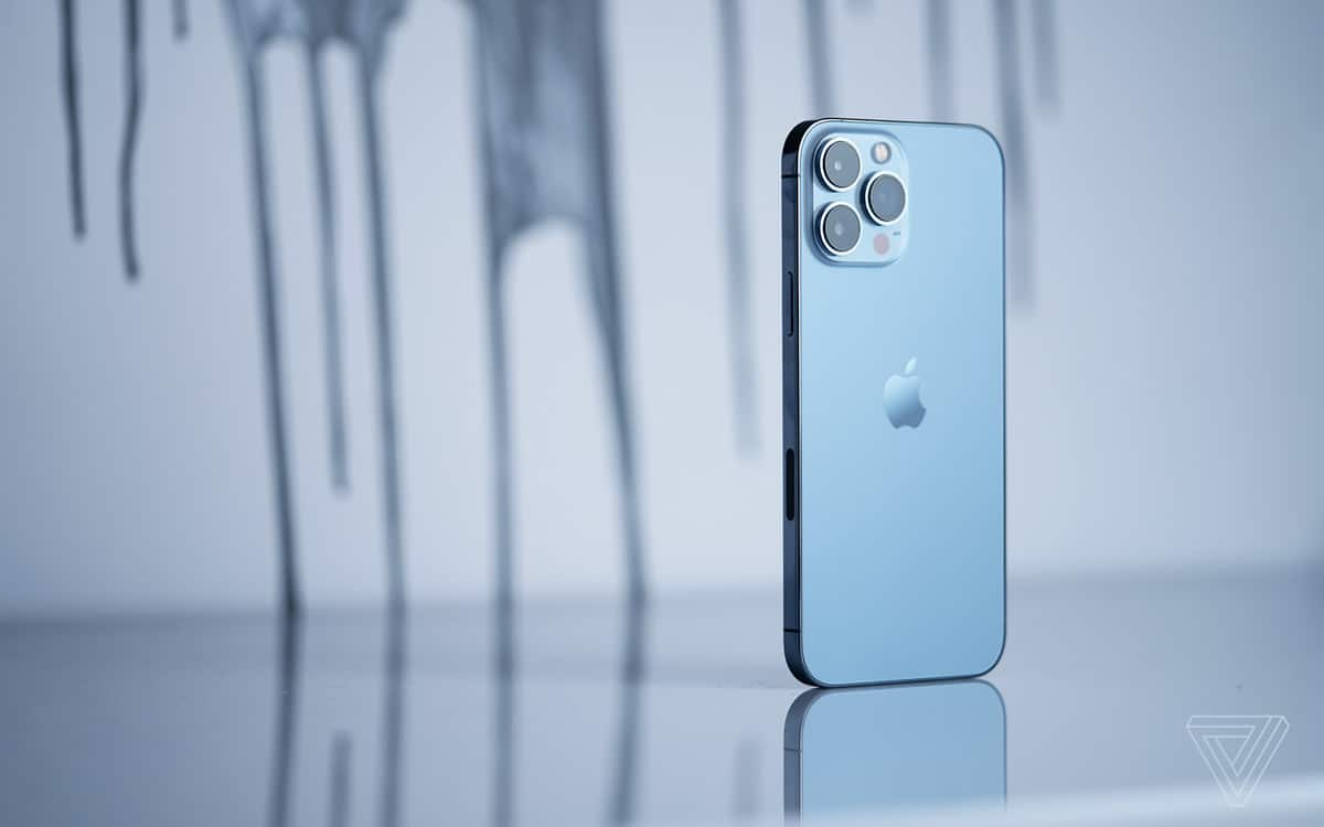 iPhone 13 pro revue presse