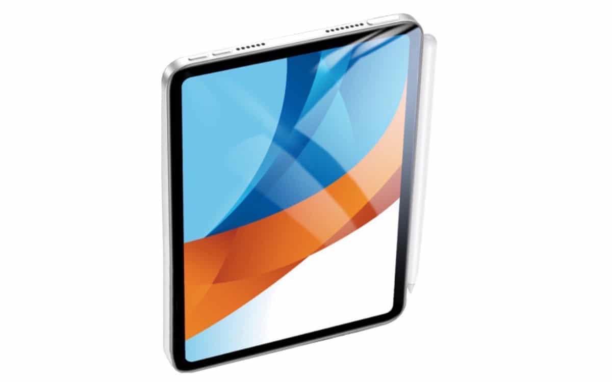 ipad mini 6 design prix lancement