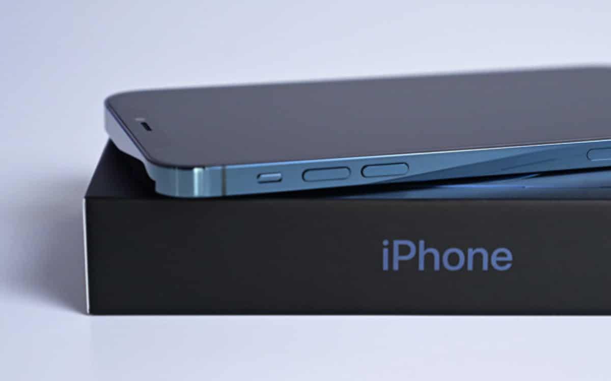 iphone 13 boîte