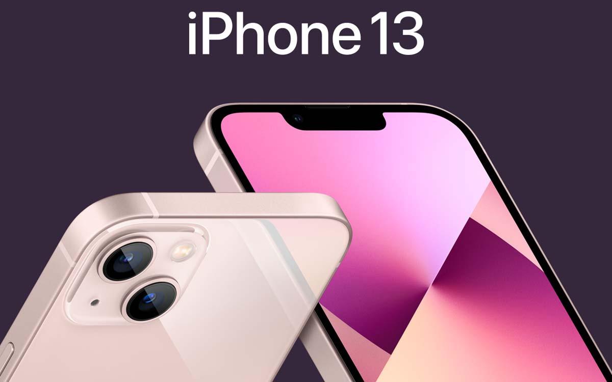 iphone 13 ecran protection