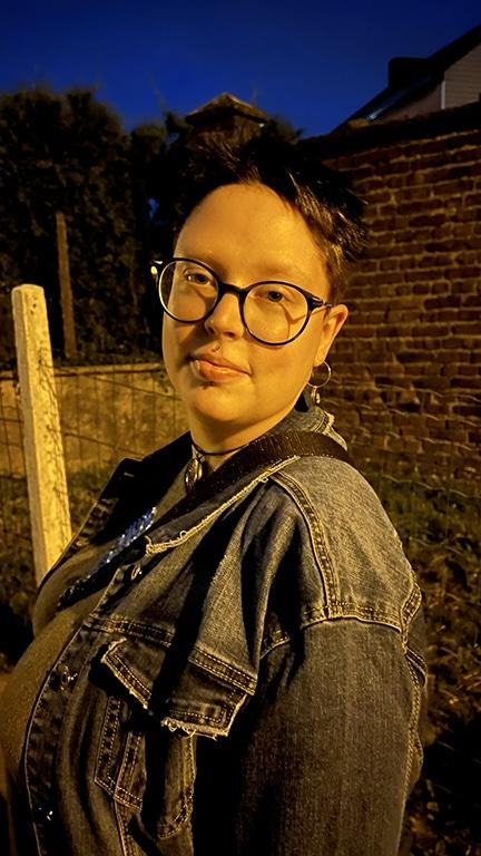 nuit mode portrait