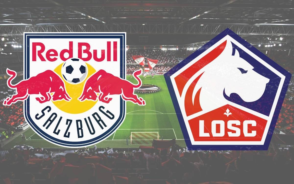 Streaming RB Salzbourg Lille Ligue des Champions