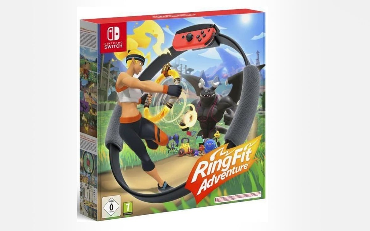 Ring Fit Adventure : Nintendo Switch
