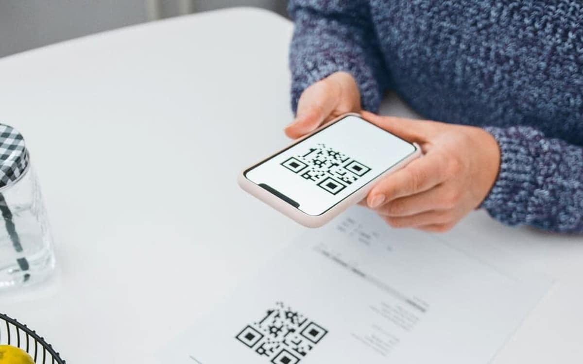 scanner qr code esim