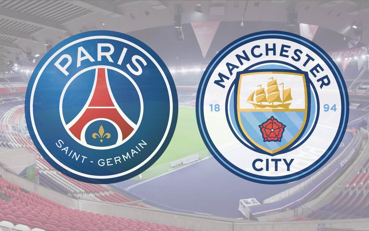 Streaming PSG Manchester City en Ligue des Champions