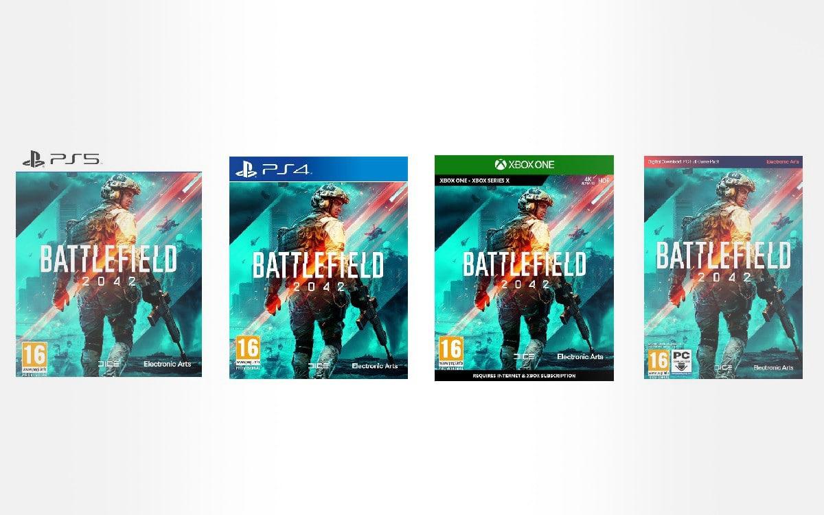 Battlefield 2042 meilleur prix