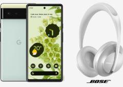 Casque Bose Headphones 700 offert achat Pixel 6 Google