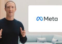Facebook devient Meta