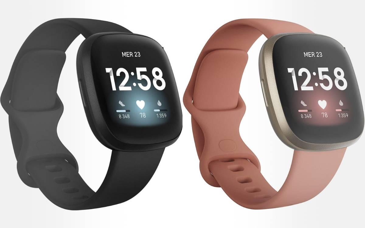 Fitbit Versa 3 à prix réduit