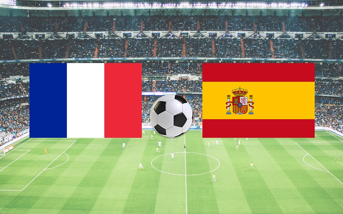 France Espagne Ligue des Nations 2021