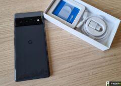 Google Pixel 6 Pro autonomie